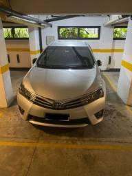 Toyota Corolla Altis 2015 Impecável - Blindado