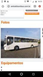 Ônibus 1722 ano 2010