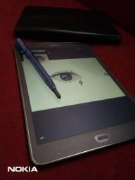 Troco tablet c/ caneta em smartphone