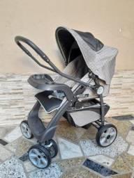 Carrinho de Bebê Burigotto dobrável- Peg Pérego (Usado)
