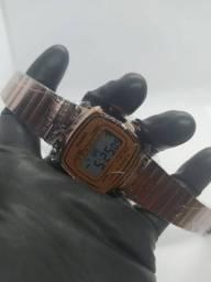 Relógio Casio Vintage dourado 90,00