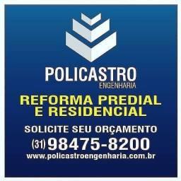 Reforma Predial e Residencial