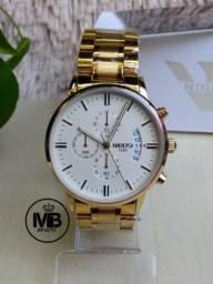 Relógio Masculino Nibosi Funcional