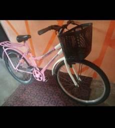 Linda bicicleta aro 26