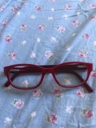 Armação óculos de grau Calvin Klein