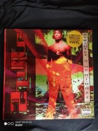Capa disco de vinil 2Pac