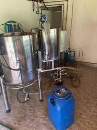 Equipamentos Cervejaria/ Cerveja / Completo - Venda/Investidor