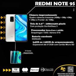 REDMI NOTE 9S 64GB/128GB