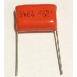 (WhatsApp) capacitor p/super tweter 4m7 250v