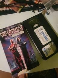 Fita VHS Highlander 2 (americano)