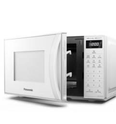 Microondas Panasonic NN-ST25LWRU branco 21L 220V
