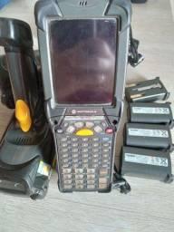 Coletor De Dados Mc9190-g Motorola Symbol