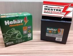 Bateria Original Heliar Htx14 - Bmw F800 Gs Bmw F 800 R K1200 Bmw 1200 Gs