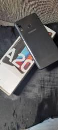 Samsung A20 32gb preto