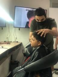 Corte de cabelo grátis