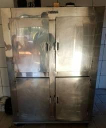 Câmara Fria Aço Inox 220V