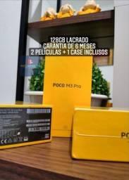 Poco M3 pro 5G LACRADO GARANTIA 6 MESES + brindes