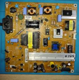 Placa fonte LG - EAX65423701(1.9) - modelo 39LB5500 / 42LB5500 / 42LY340C