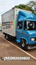 Caminhão baú Fretes e Mudanças