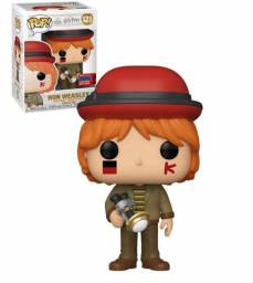 Funko Pop! Harry Potter: Ron Weasley Nycc 2020 #121 Limited Edition