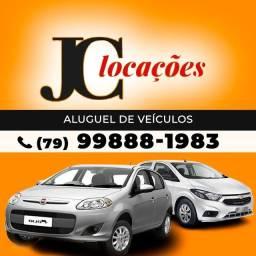 Aluguel de carro / Locadora de veículo