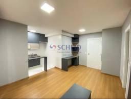 Apartamento 42m² , com Varanda , Ar condicionado 1 vaga