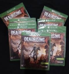 Jogo Xbox One - Dead Rising 4 (Lacrado)