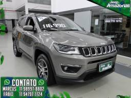 COMPASS 2018/2019 2.0 16V FLEX SPORT AUTOMÁTICO