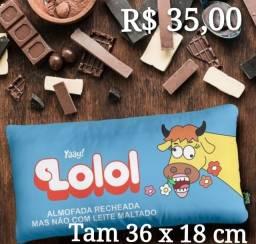 Almofada retrô Lolol