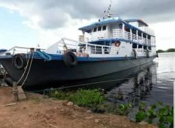 Balsa Ferryboat para carga e passageiros