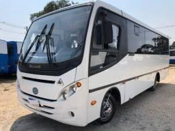 Micro onibus rodoviario completo baixo km 28 lugares<br><br>