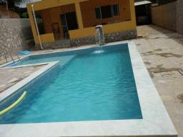 Aluga-se lindas casas com piscina,no Forte Orange e Pilar,ilha de Itamaracá