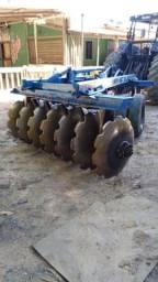Grade aradora pesada