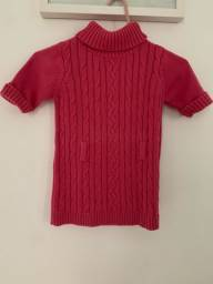 Blusa de frio infantil Gymboree