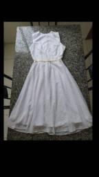 Vestido de noiva midi civil / fotos