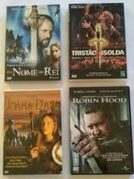 Dvd de Filmes.    (Lote-17dvds)