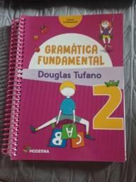Livro Novo Gramática Fundamental Ensino Fundamental I - 2° Ano Edição 3 Editora Moderna