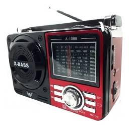 Rádio estilo antigo