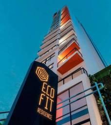 Apartamento para venda possui 66 metros quadrados com 2 quartos em Tambaú - João Pessoa -