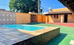 Alugo casa em salinas com piscina