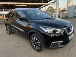 Nissan kicks 1.6 AUT Flex - 2018/2018 único dono