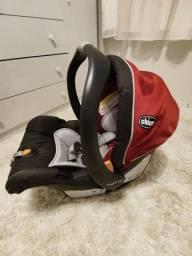 Bebê conforto Chicco Key Fit com base para carro