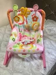 Cadeira descanso fisher price