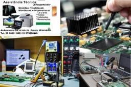 LCFsuporte informatica, conserto de telefones, notebook e computadores