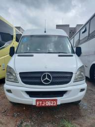 Van Mercedes-Benz Sprinter 415 Teto Alto - 2014 - 15 Lugares - Documentos OK