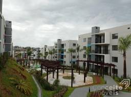 Apartamento para alugar com 2 dormitórios em Jardim carvalho, Ponta grossa cod:393140.001