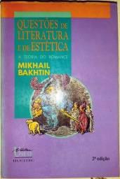 Questões de Literatura e de Estética (a Teoria do Romance) - 2ª Edição - Mikhail Bakhtin