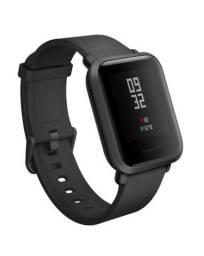 Smartwatch Amazfit Bip Black A1608 Com Gps