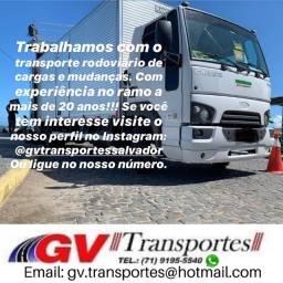 Mudança carreto e transporte