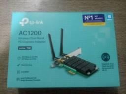 Placa wireless - tp link AC1200